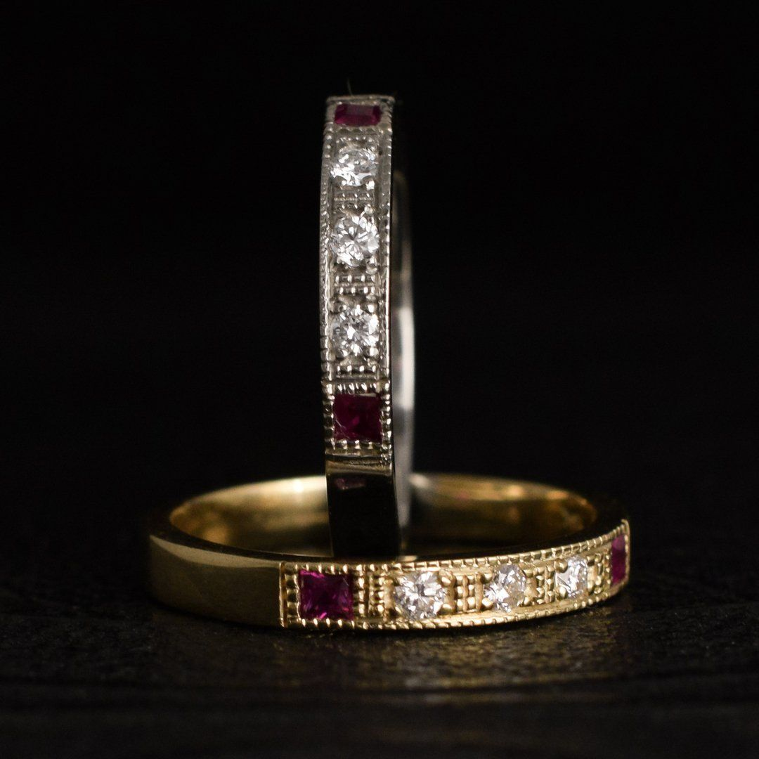 Esther Ring (Ruby)