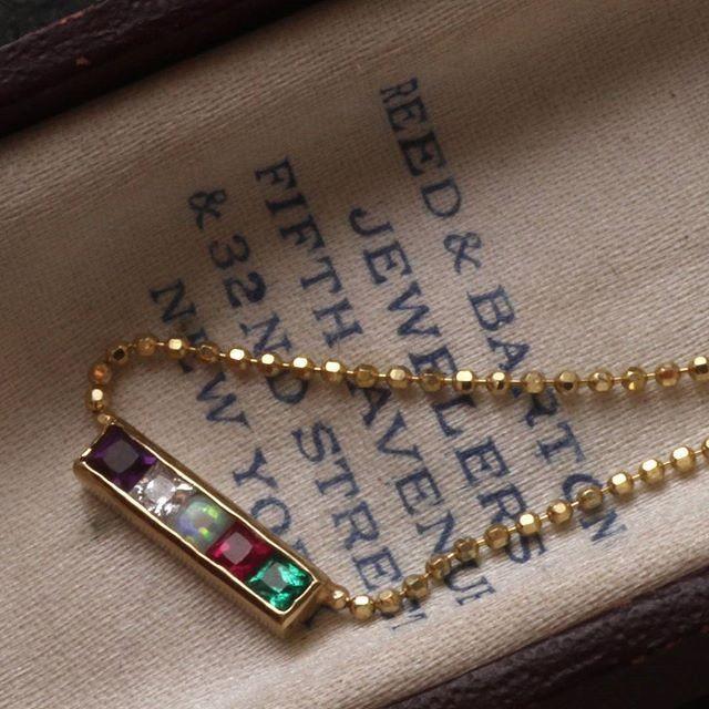 """ADORE"" Necklace"
