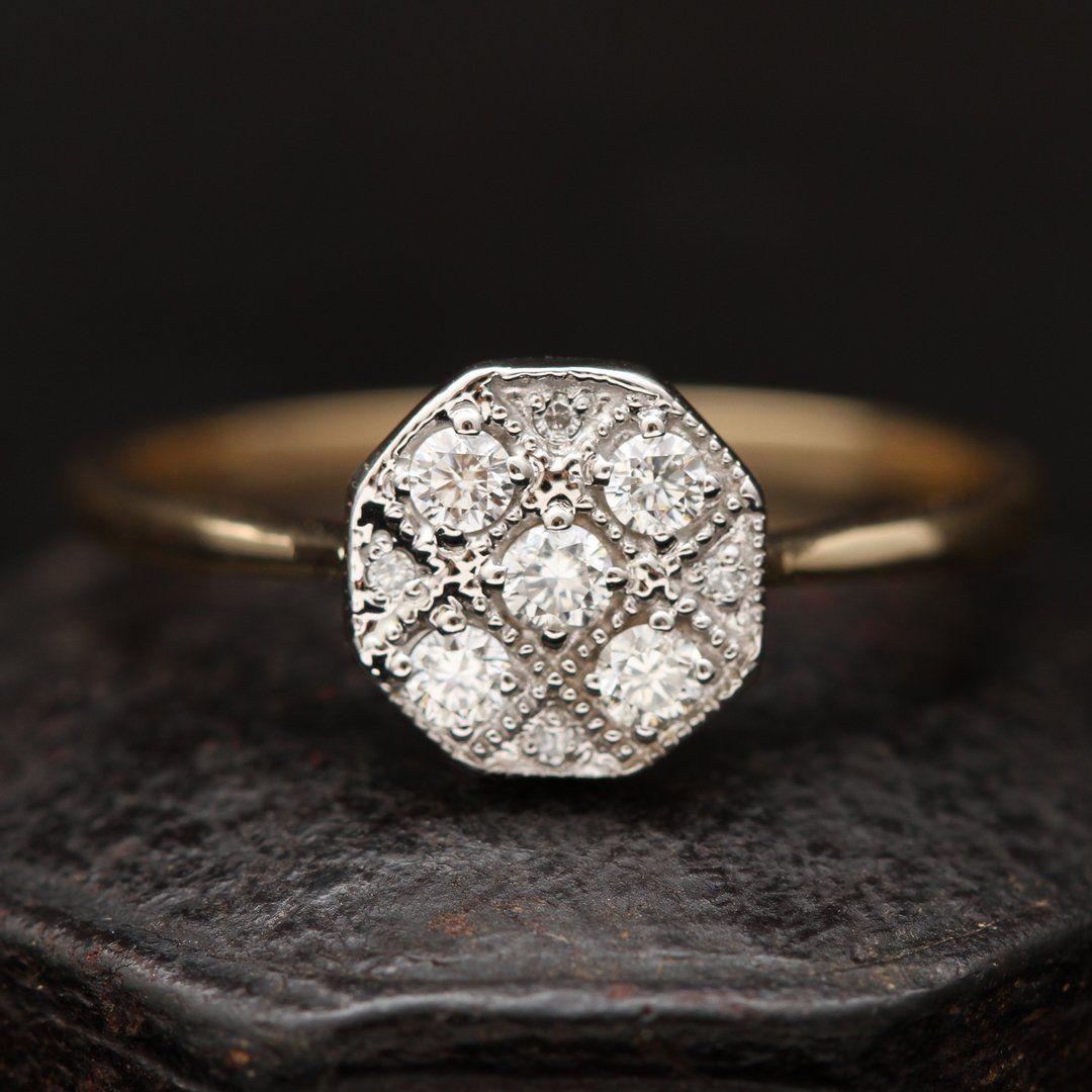 Jazz Age Ring