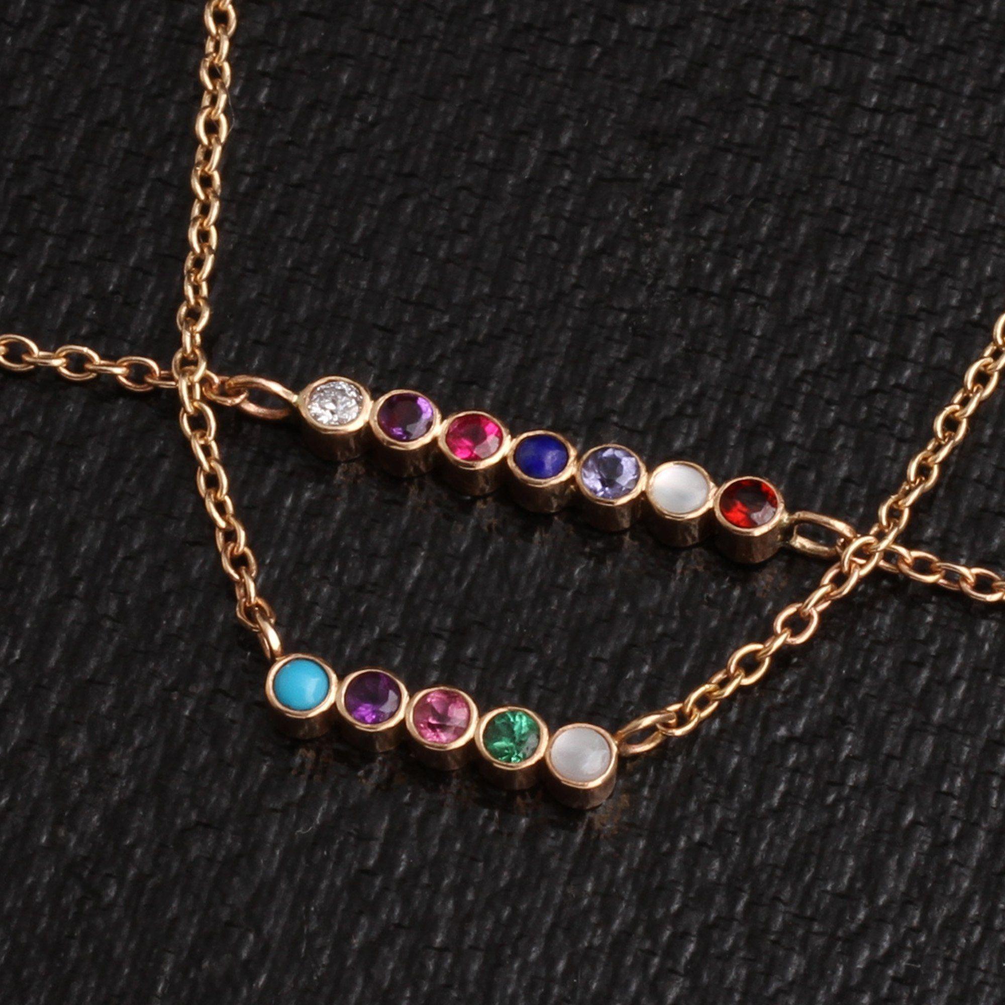 Secret Message Acrostic Bracelet