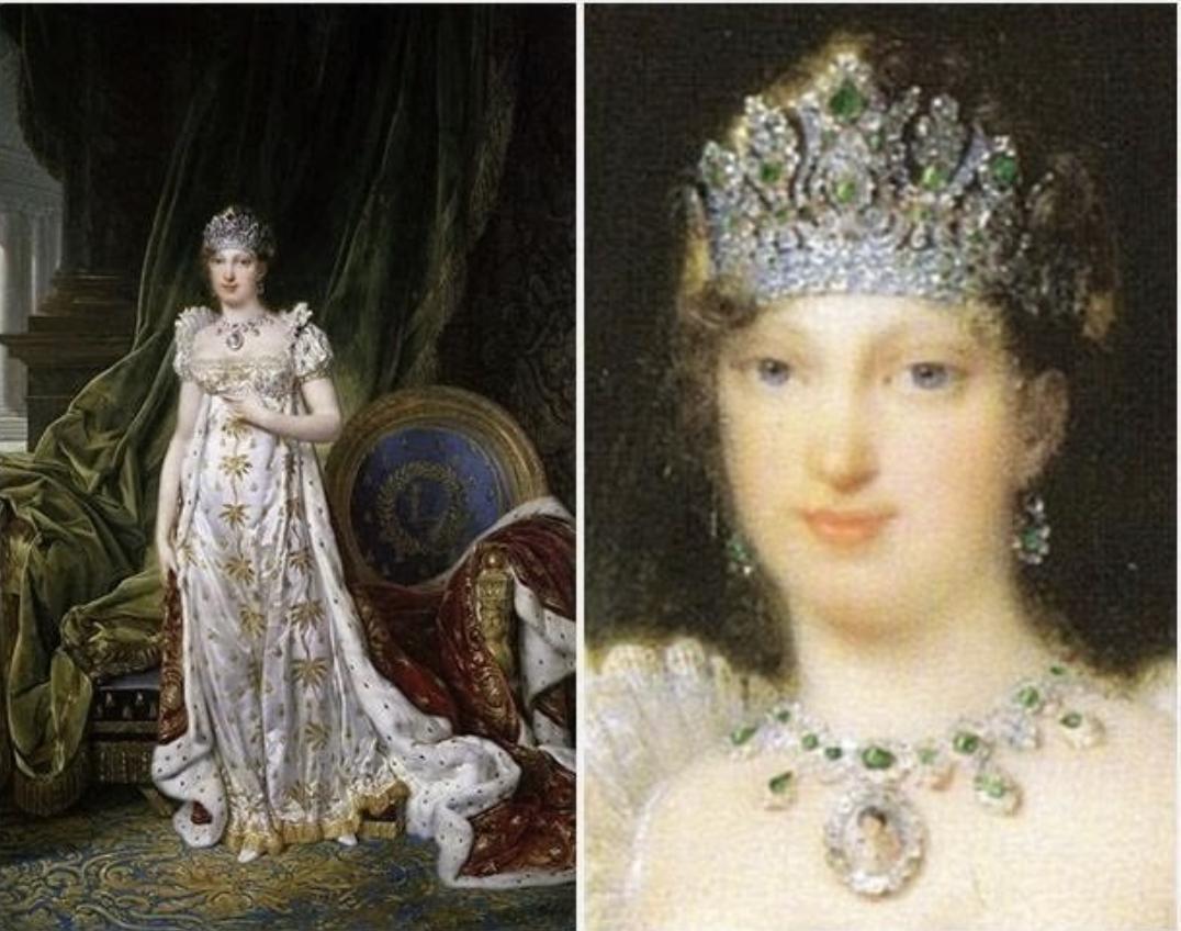 Marie Louise of Austria, 1810.