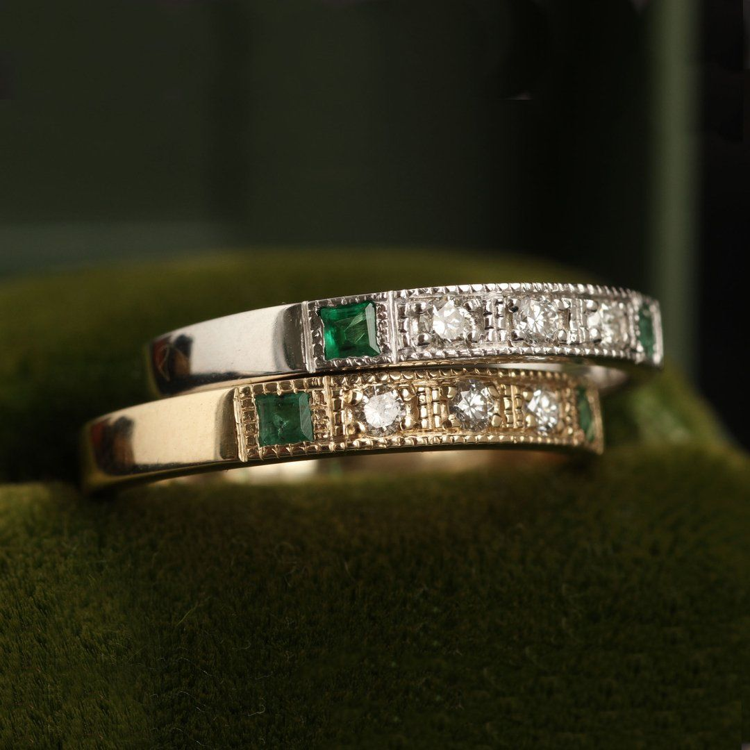 Esther Ring (Emerald)