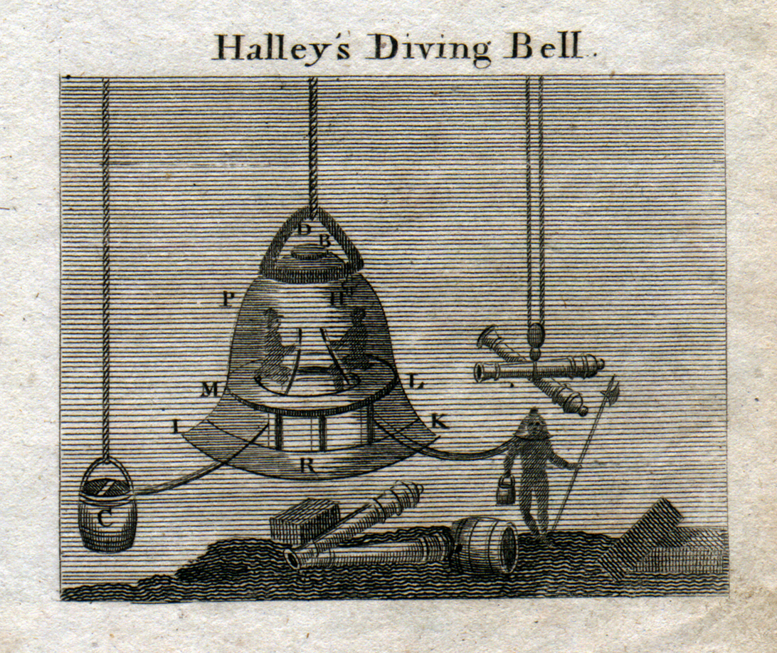 Halley's diving bell.