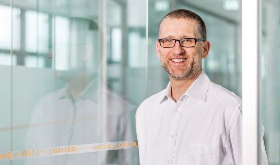 Thorsten Bruchhaeuser, VP Sales & Marketing, nyris