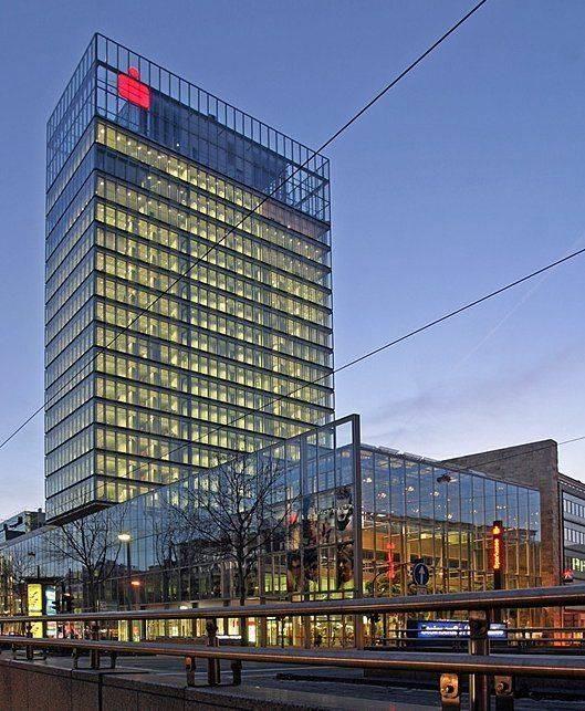 Business travels with Sparkasse Düsseldorf