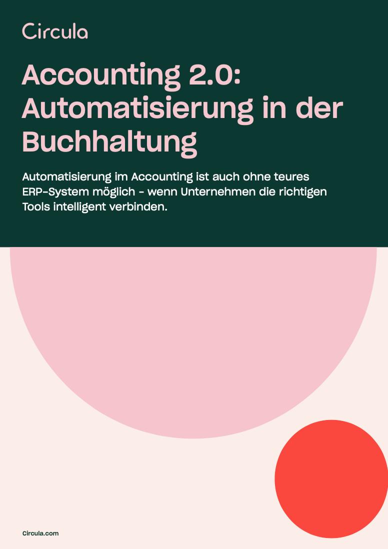Accounting 2.0: Automatisierung in der Buchhaltung