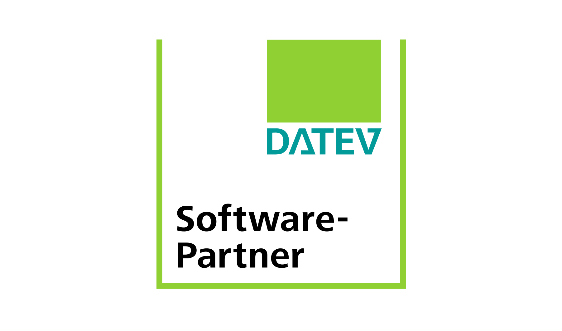 We are DATEV-Software-Partner