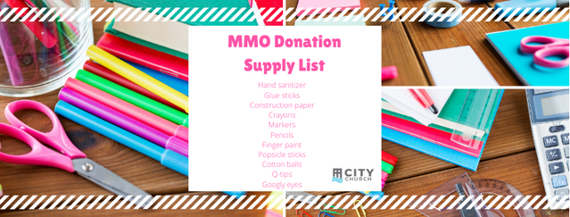MMO Donations