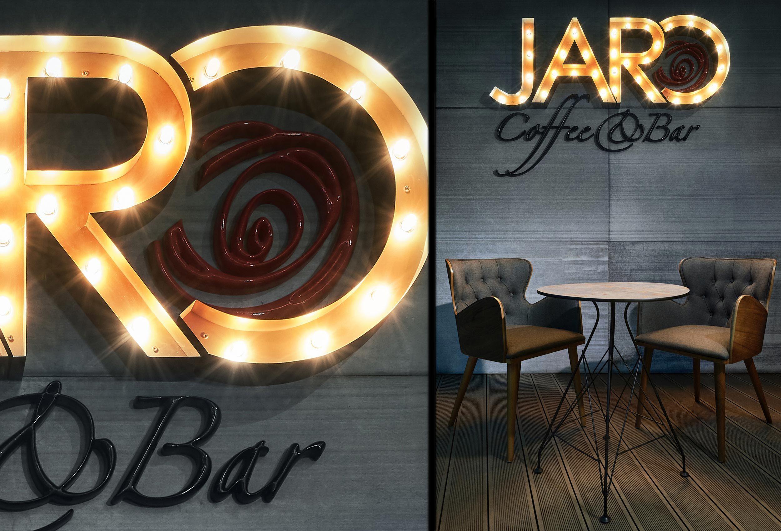 Interior Design of Jaro in Burgas from 2018