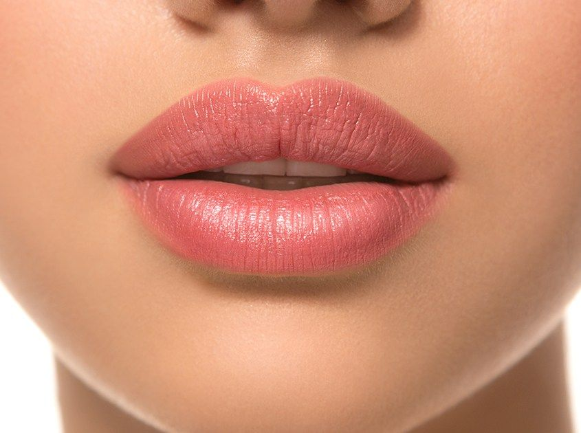 Permanent color lips