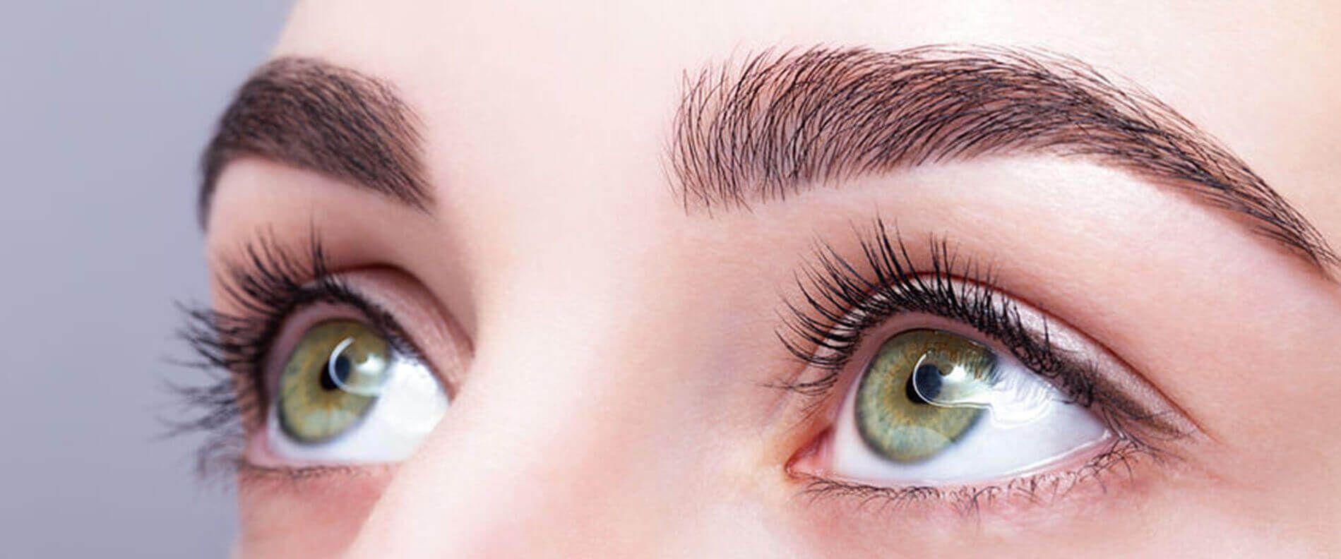Soft permanent eyeliner