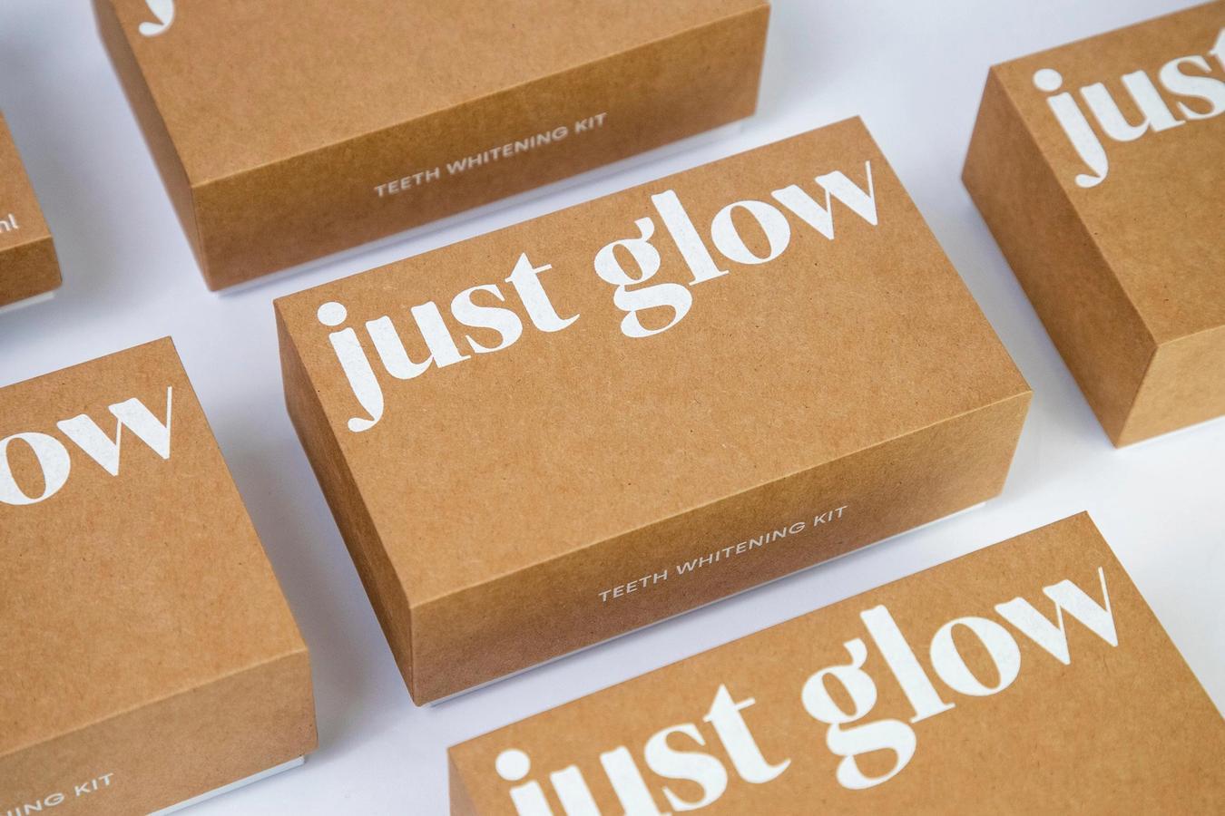 Multiple Just Glow Teeth Whitening Kits
