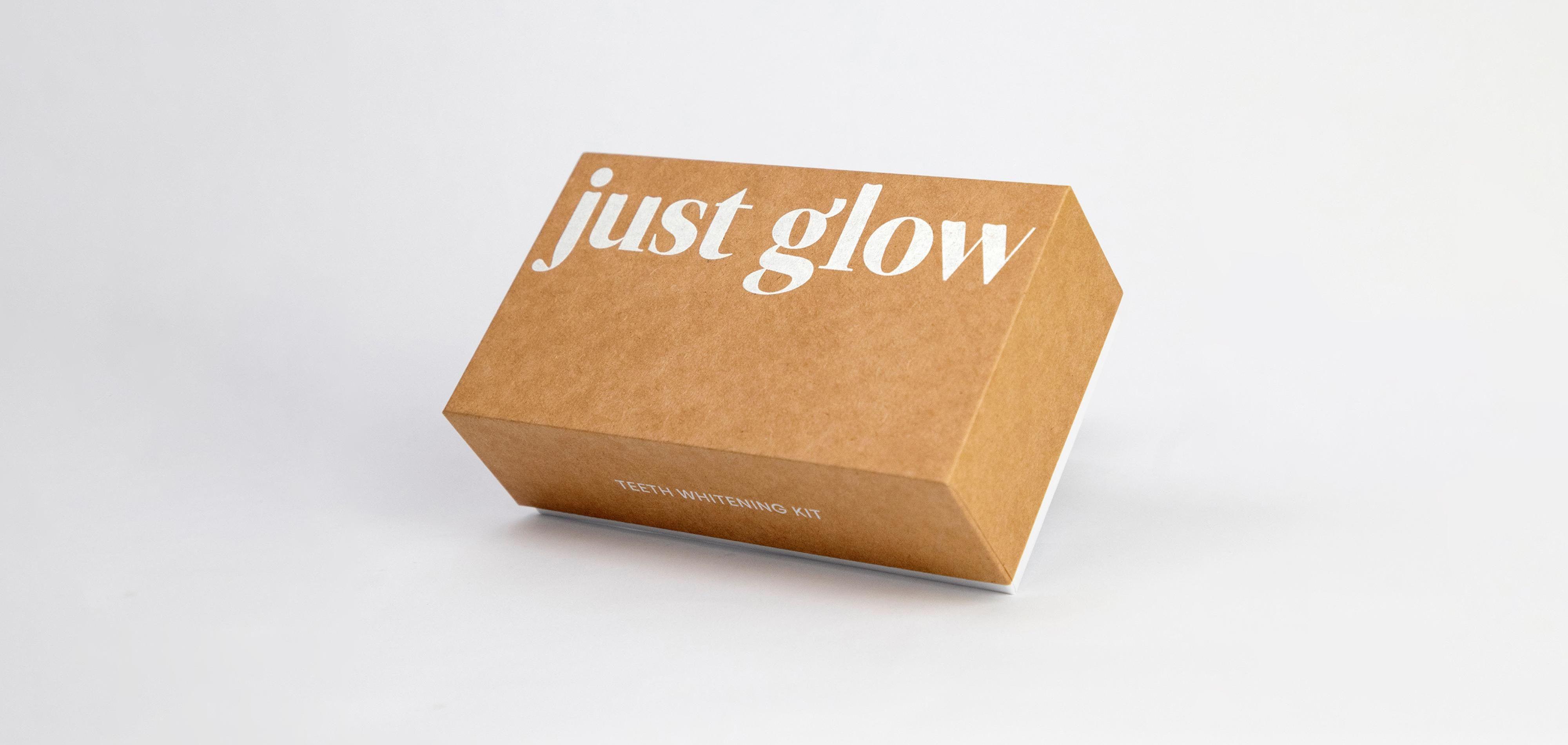 Just Glow Teeth Whitening Box
