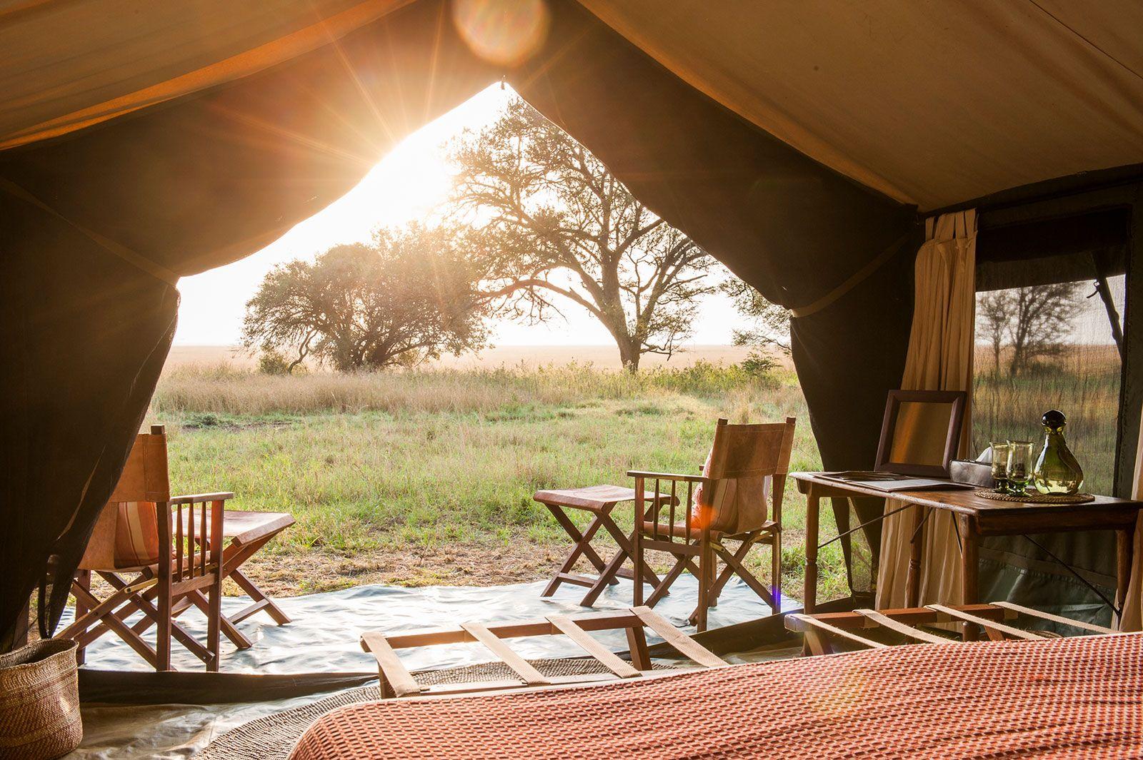 Serengeti Safari Camp