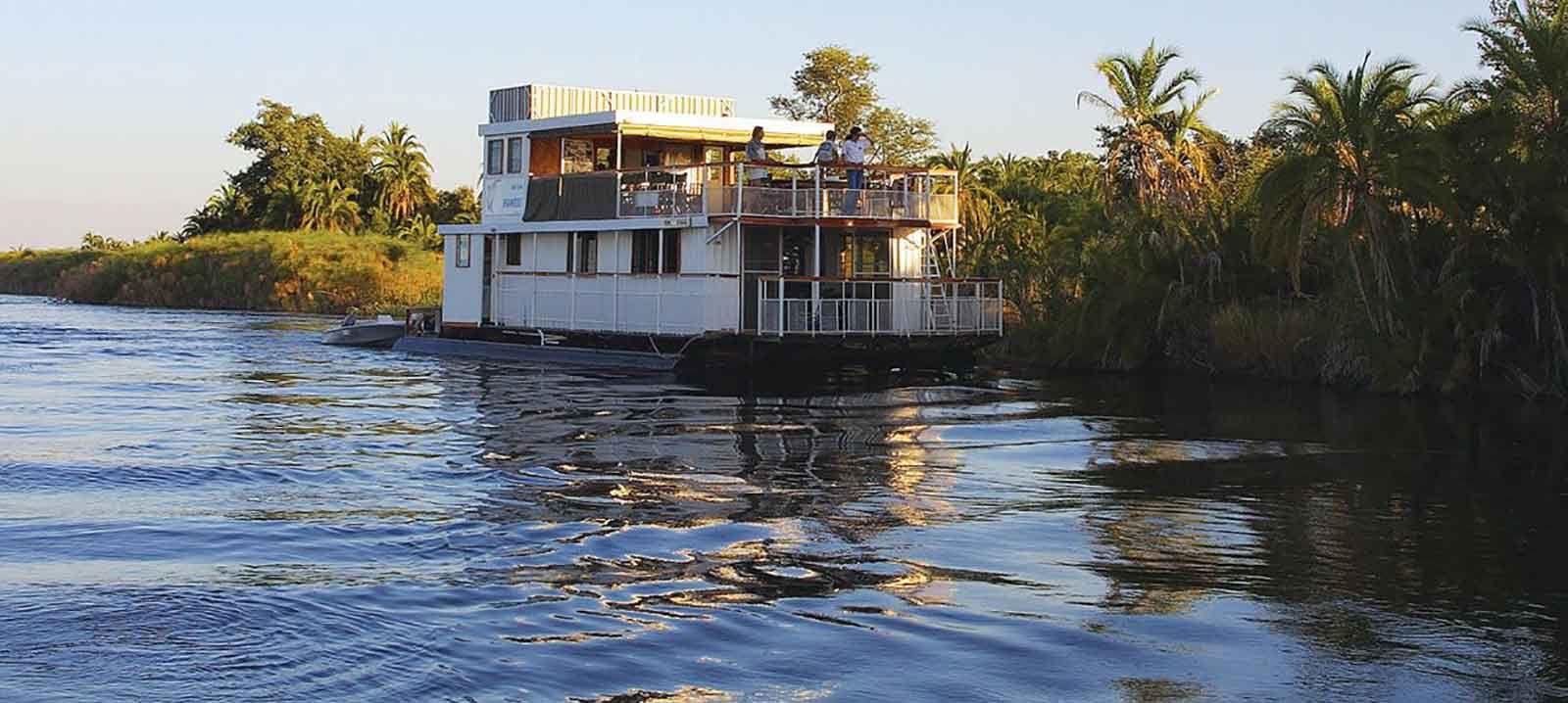 Ngwesi Houseboat