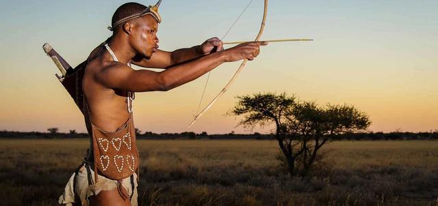 Central Kalahari Reserve