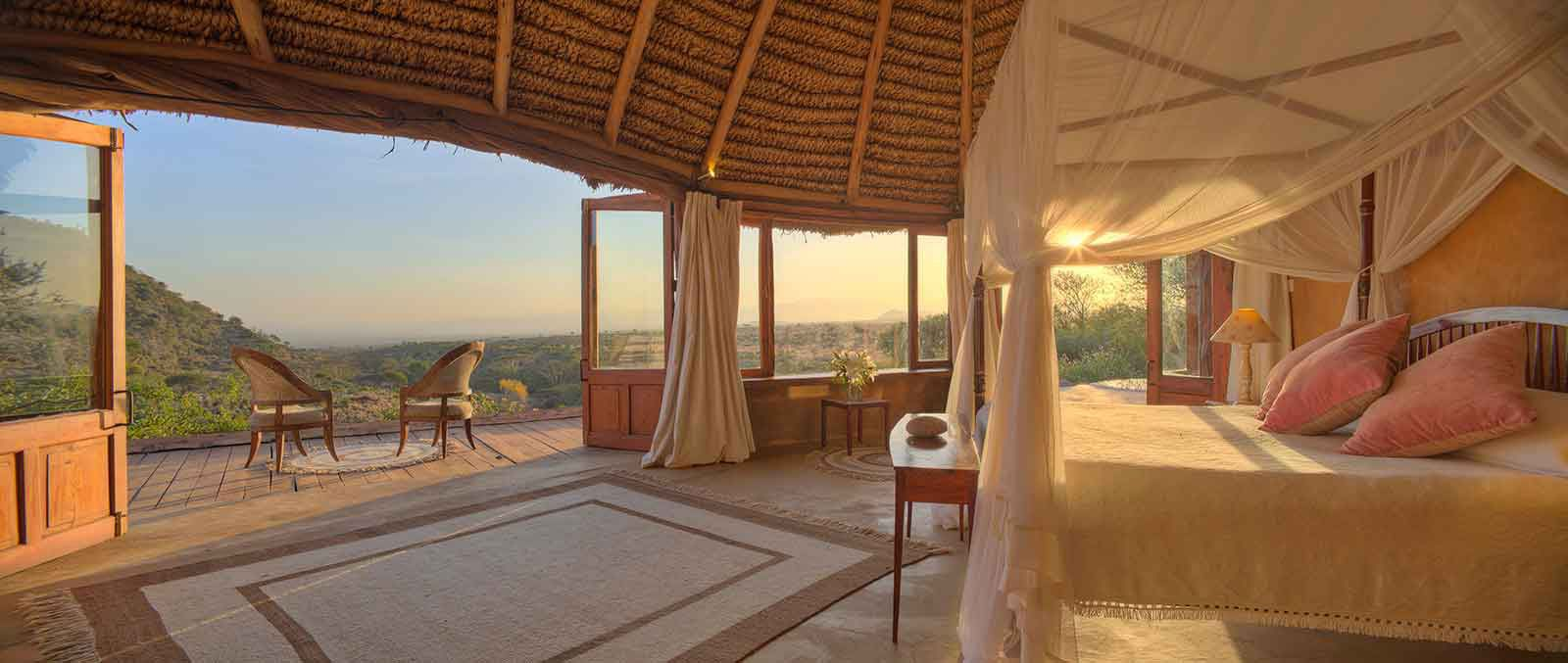Lewa Wilderness Lodge