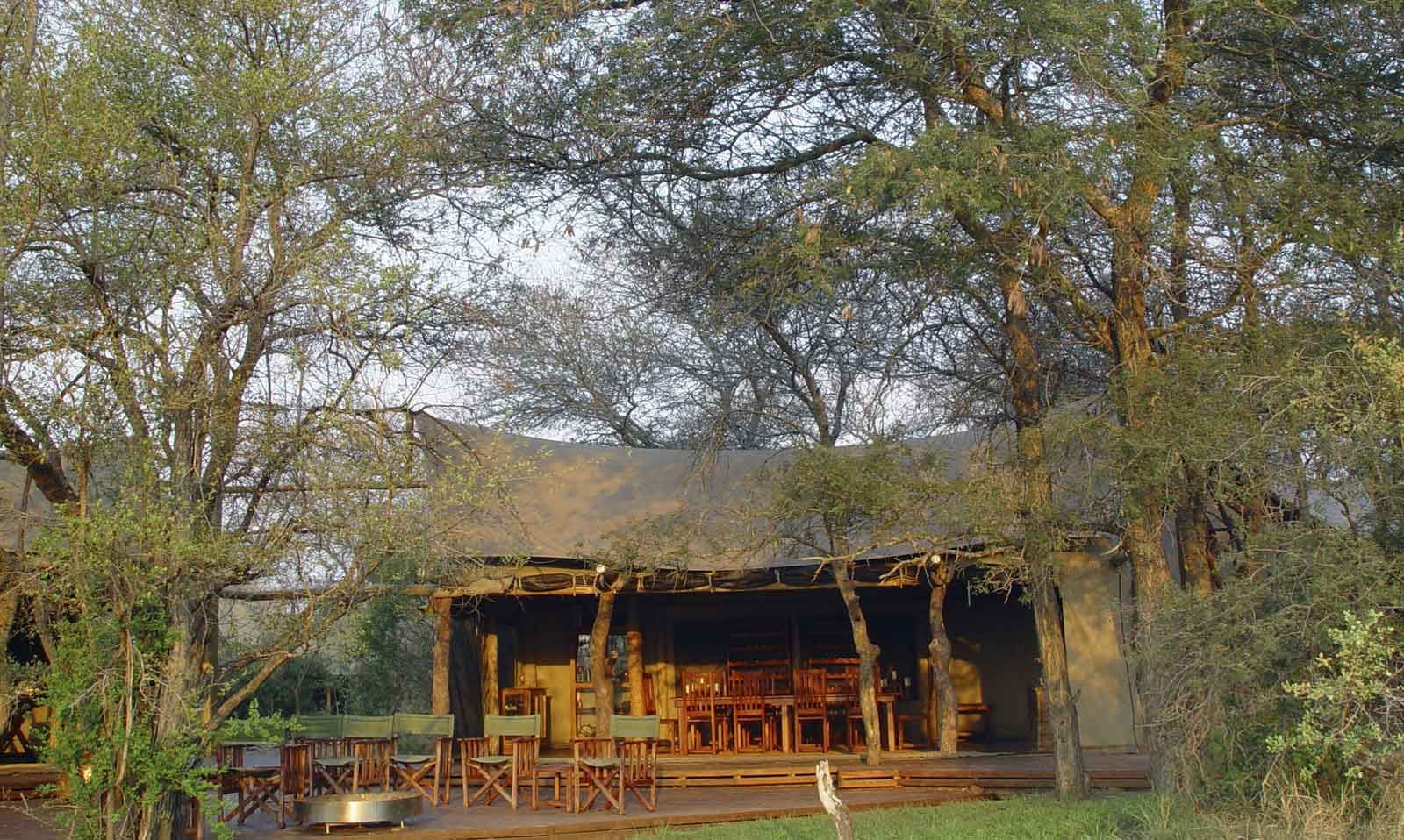 Plains Tented Camp