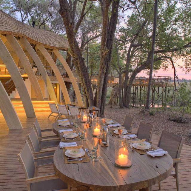 andBeyond Sandibe Safari Lodge