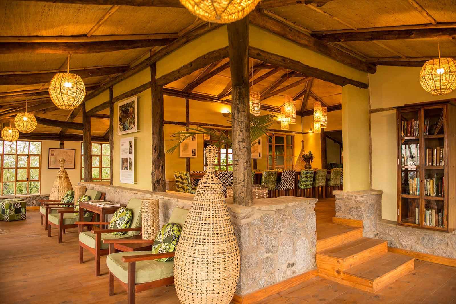Virunga Lodge
