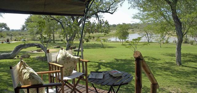 Nkelenga Tented Camp