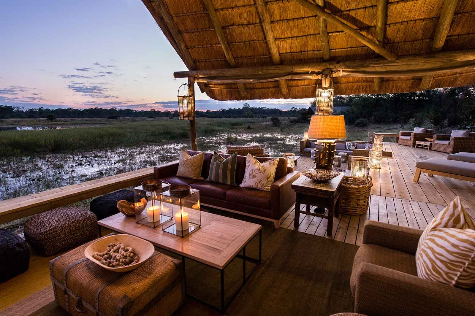 A Romantic Botswana Safari