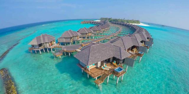Hilton Maldives Iru Fushi