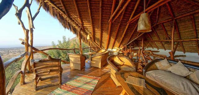 Satao Elerai Safari Camp