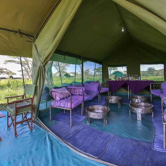 Serengeti Halisi Camp
