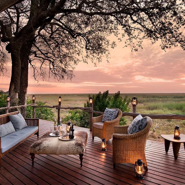 Botswana Three Lagoons