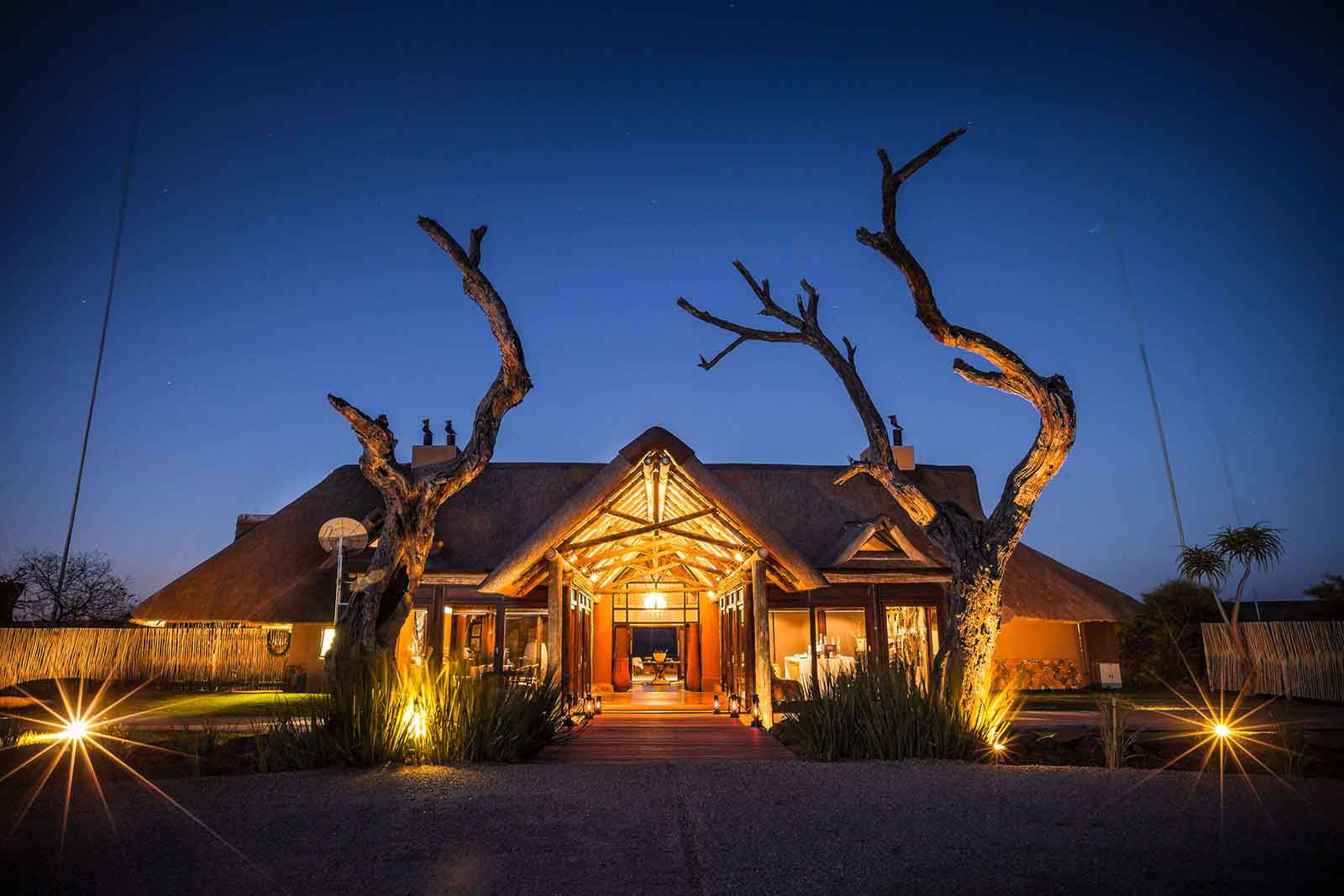 Nambiti Hills Game Lodge