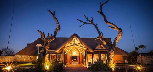 Nambiti Hills Game Lodge