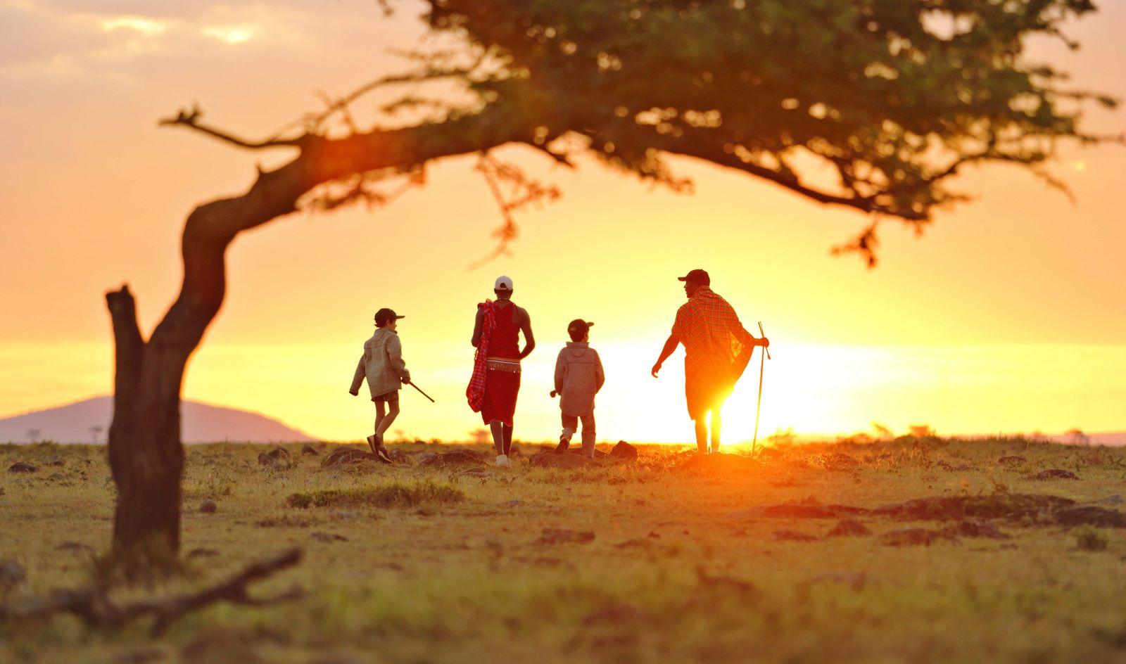 Classic Kenya Safari for families