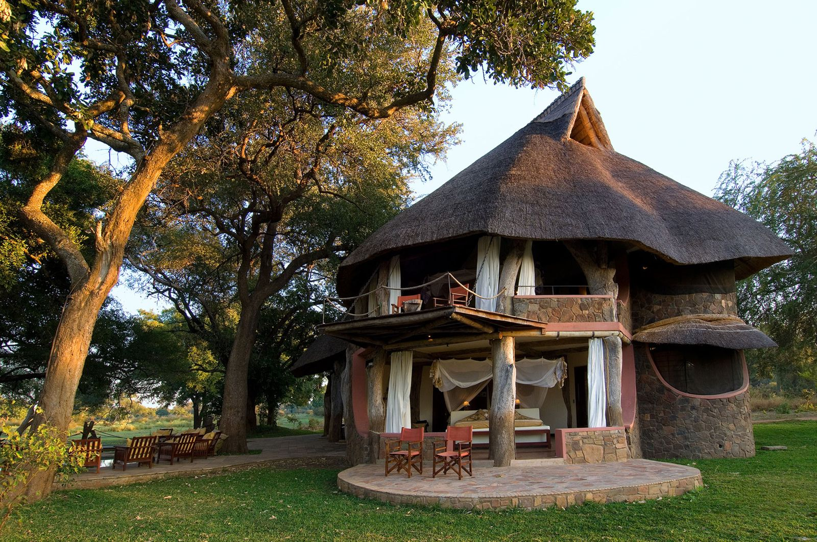 Luangwa Safari House