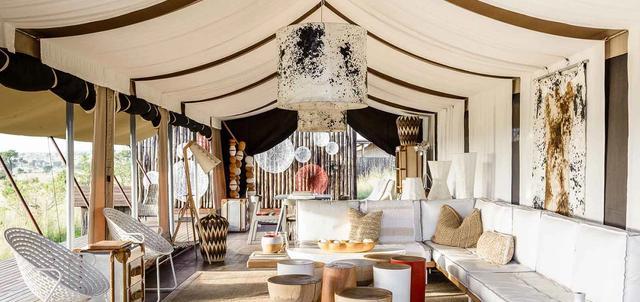Singita Mara River Lodge