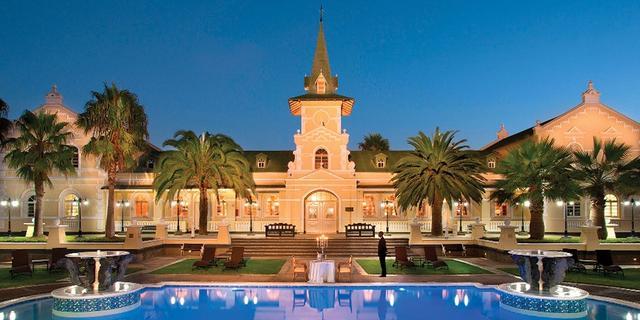 The Swakopmund Hotel