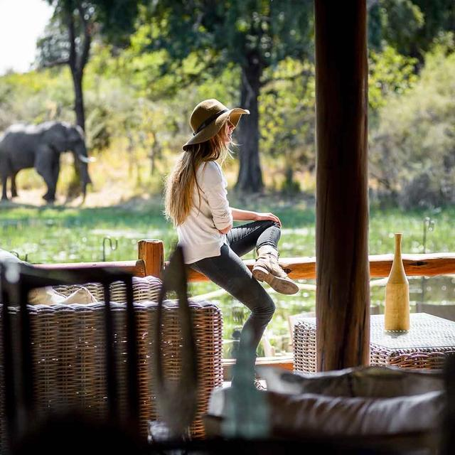 Sanctuary Retreat's Chobe & Okavango Safari