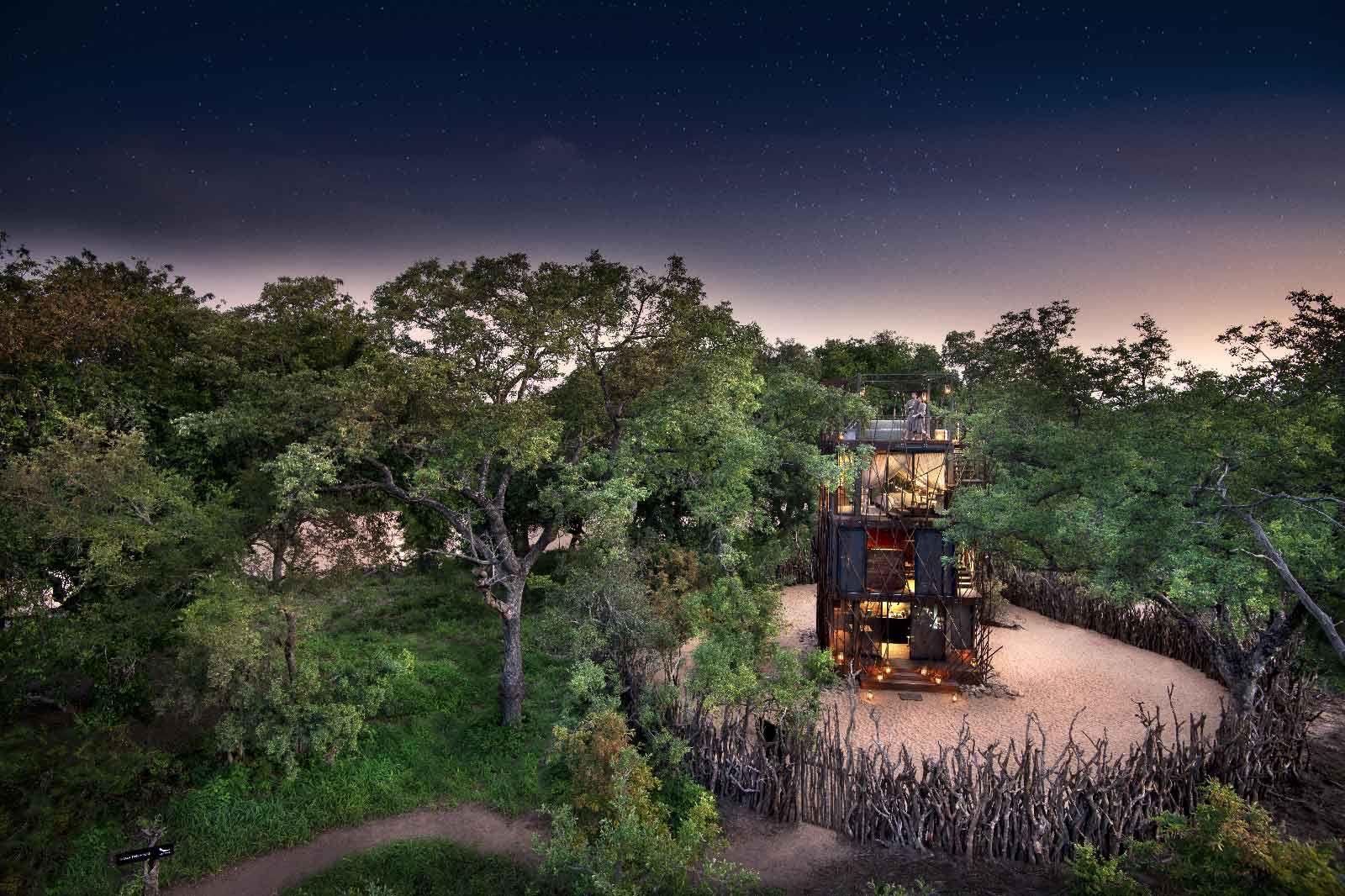 Ngala Treehouse