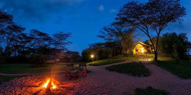 Amboseli and Masai Mara in Style
