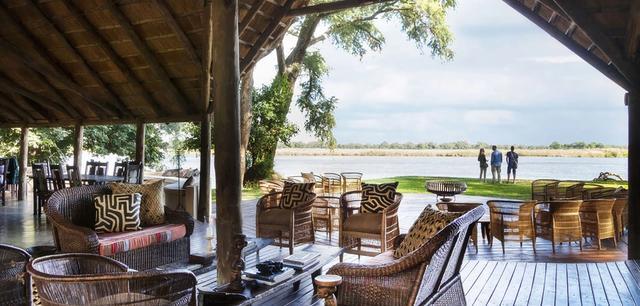 Mwambashi River Lodge