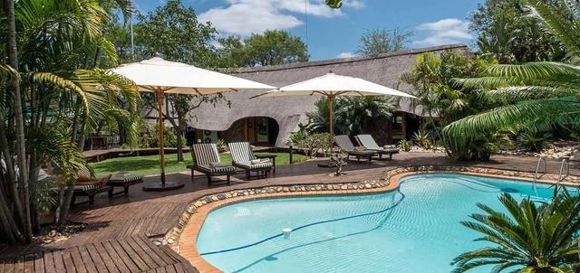 The Mkuze Falls Lodge