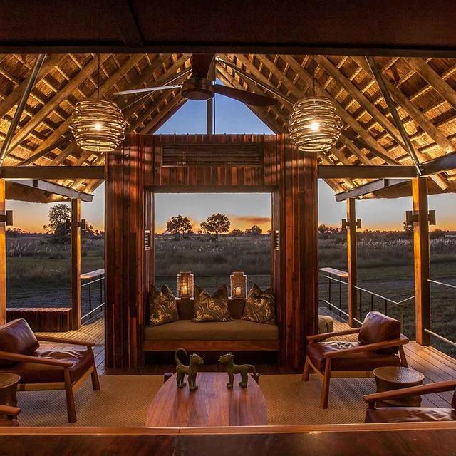 Complete Botswana Luxury