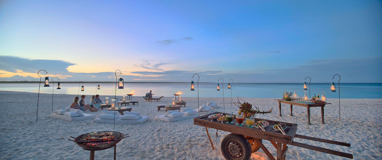 Zanzibar Romance