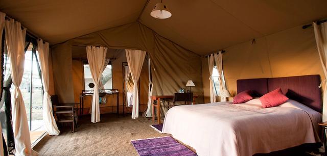Serengeti Mara Camp