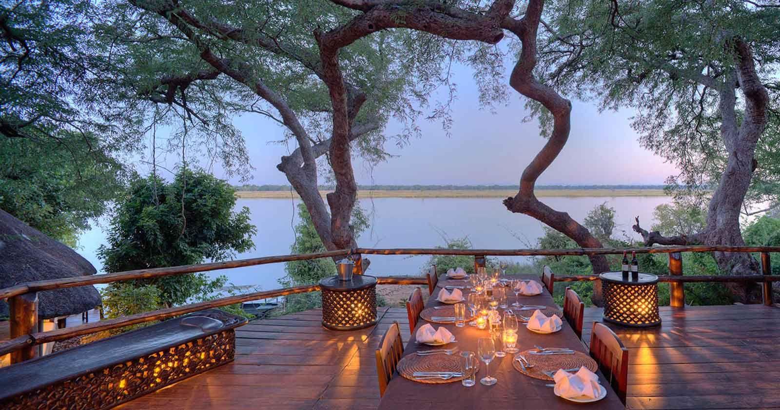 Zambezi Two Rivers Safari