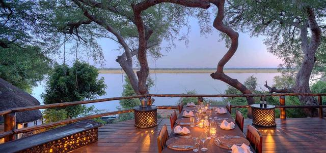 Zambezi Two Rivers Safari
