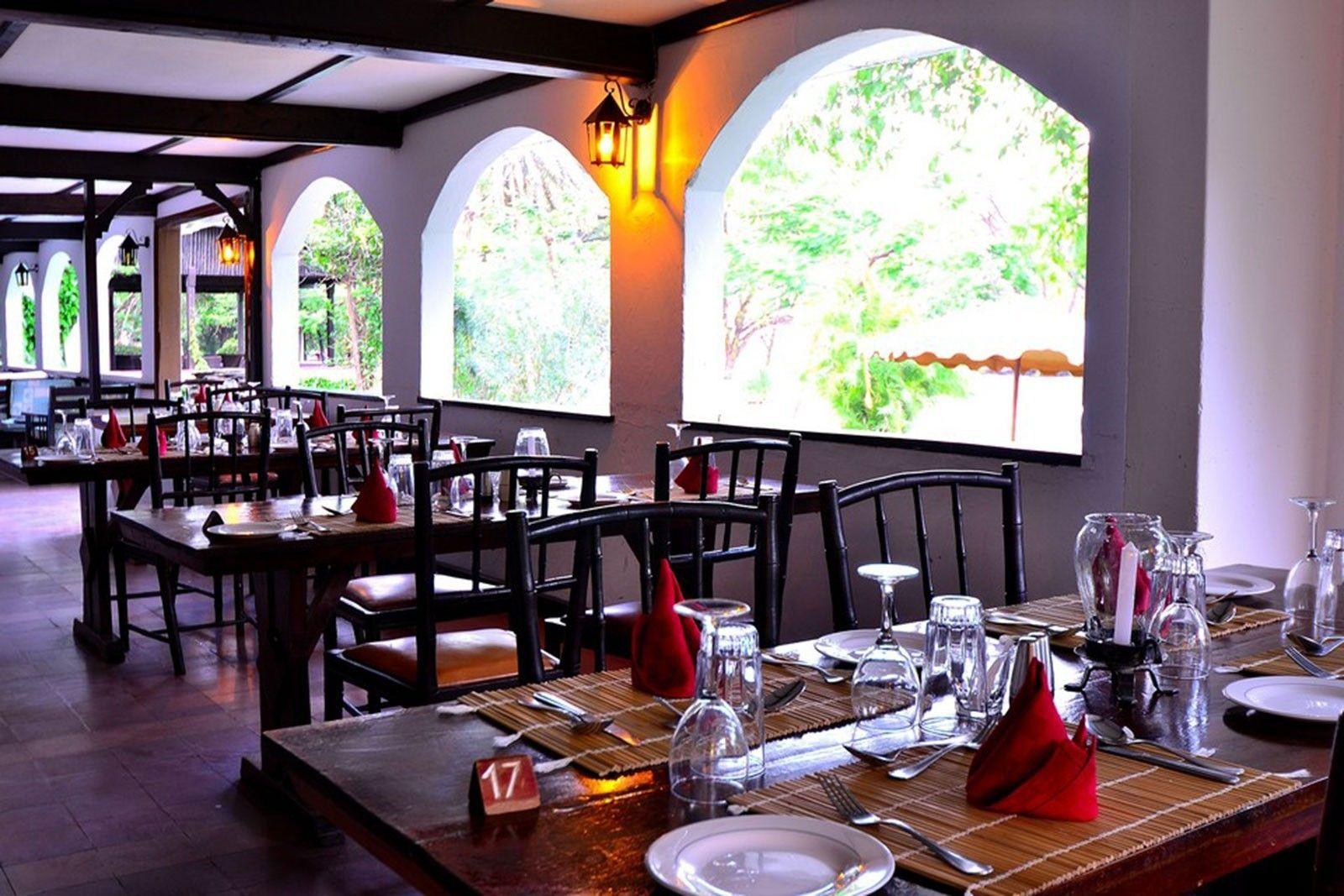 Lake Baringo Club Hotel