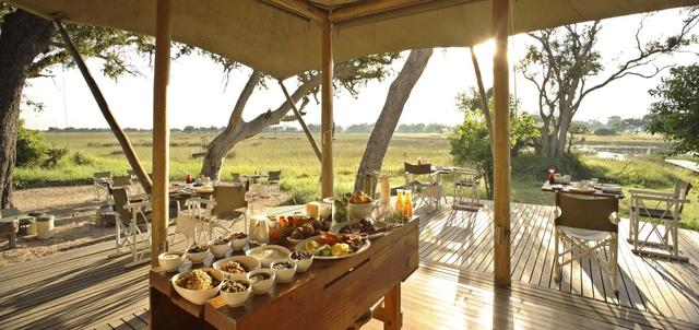 andBeyond Xaranna Tented Camp