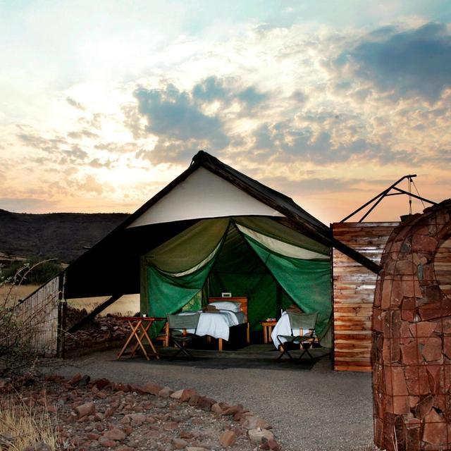 Etendeka Mountain Camp