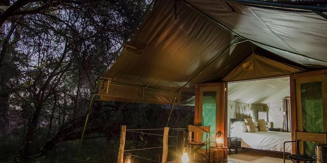 Mashatu Tented Camp